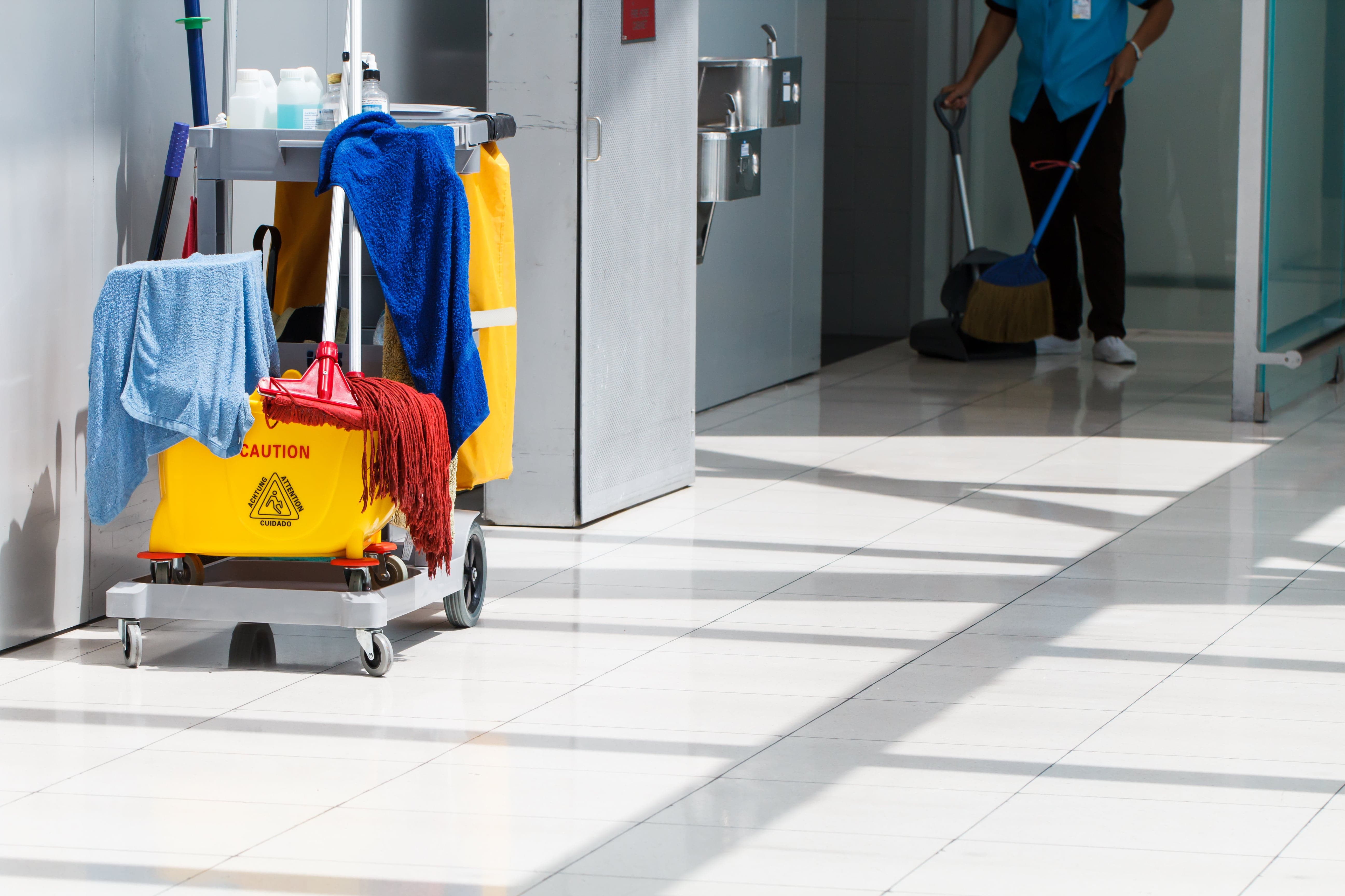 janitorial services dubai