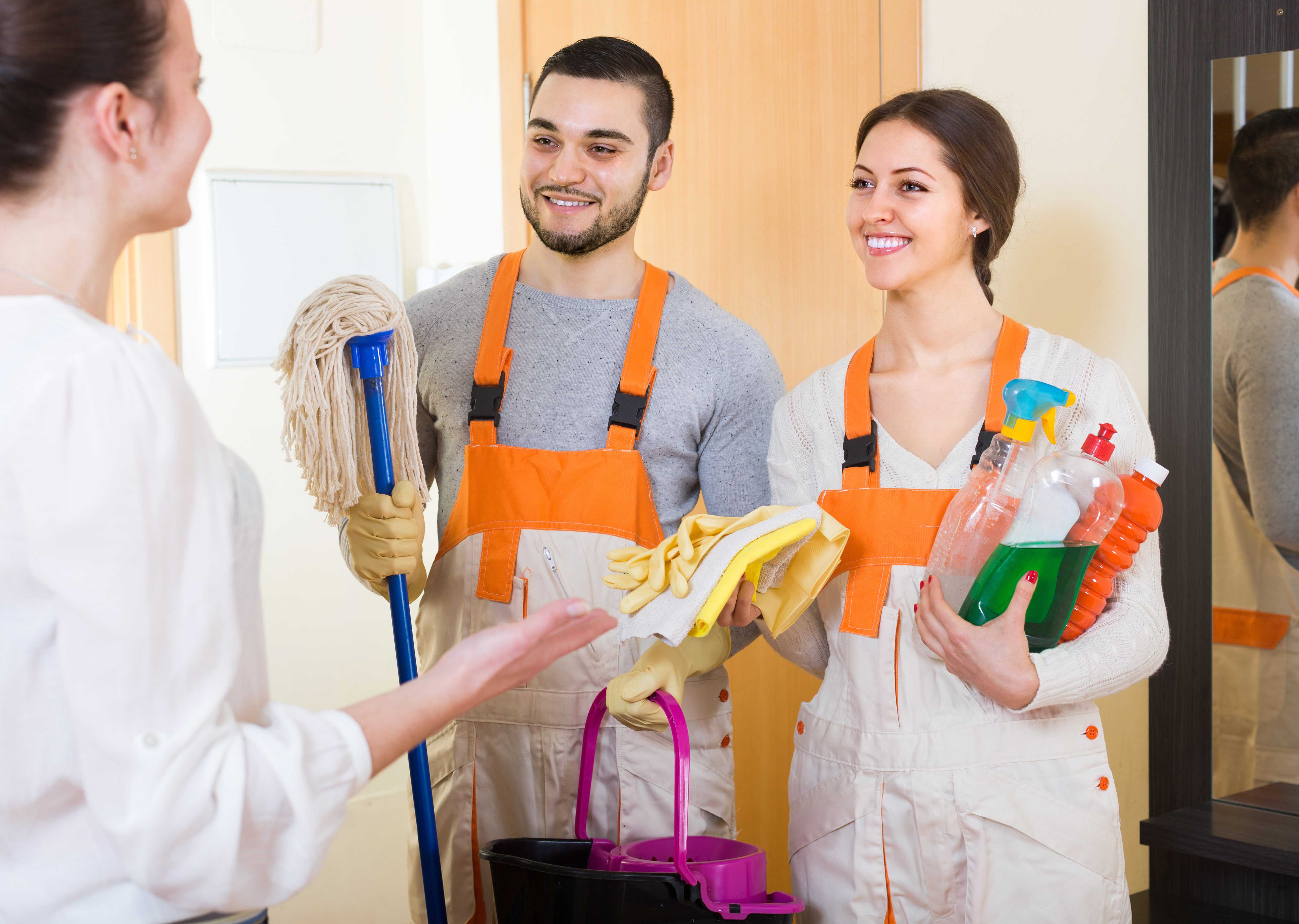 residential cleaning dubai