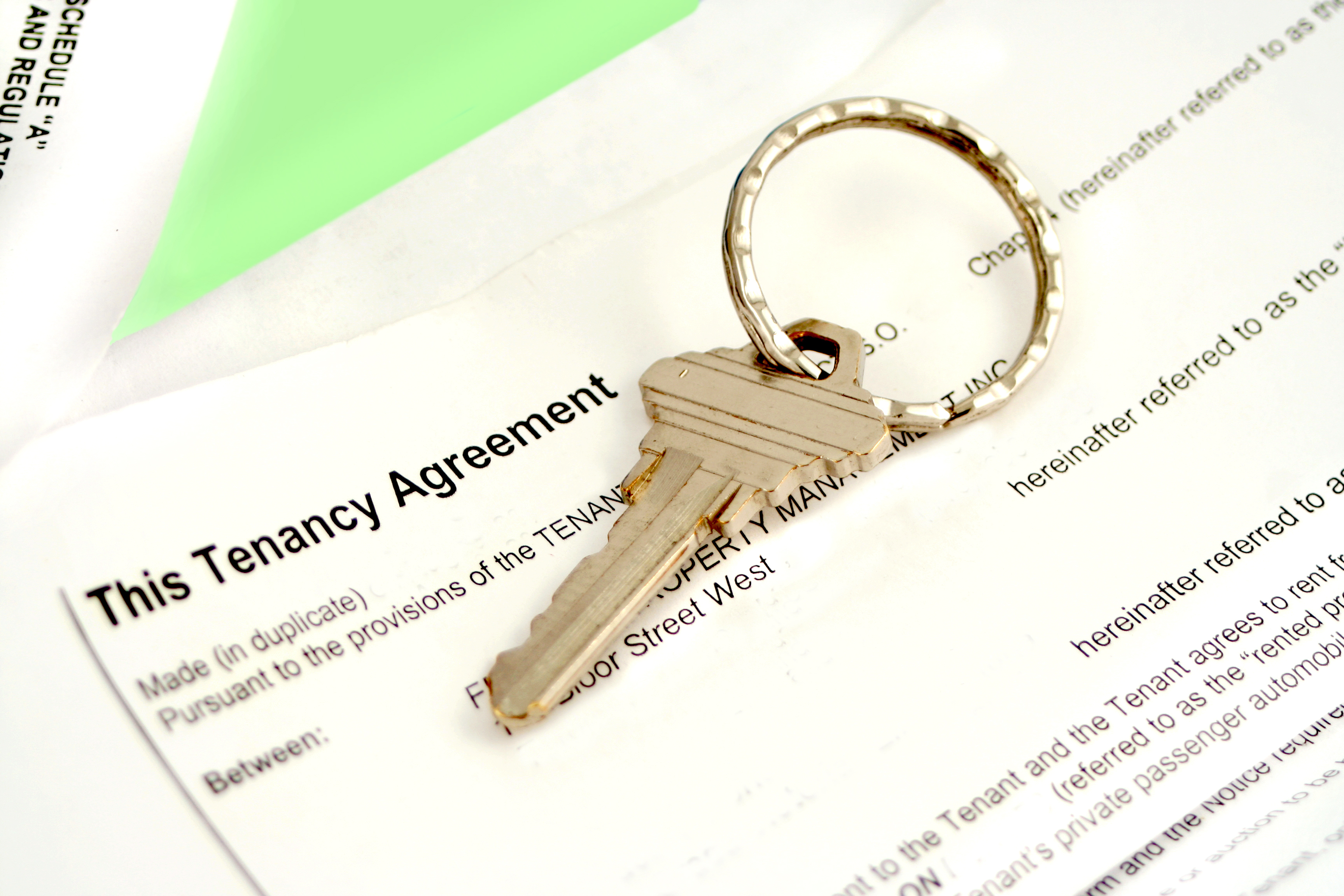 tenancy contract